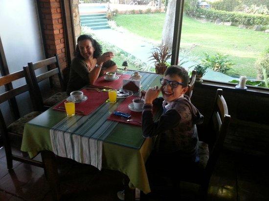 Hotel Villa Dolce: colazione