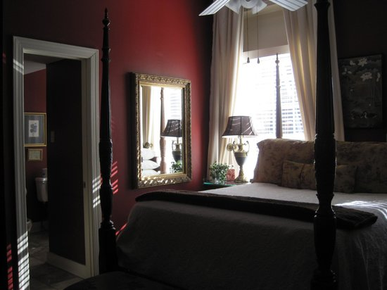 Savannah Bed & Breakfast Inn: Oriental room