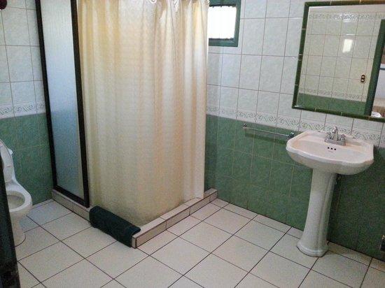 Hotel Villa Dolce: bagno