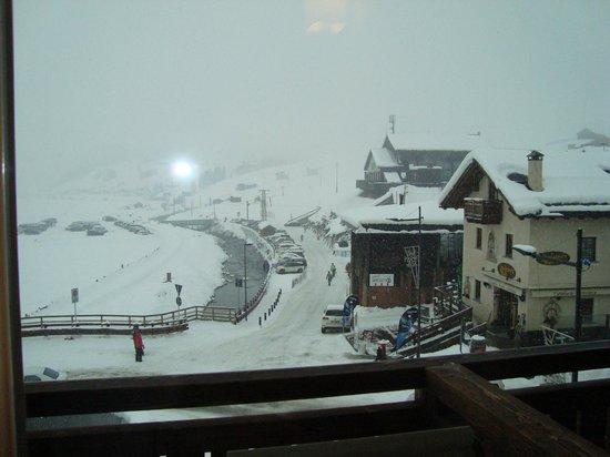 Hotel B&B Bondi: Vista dalla camera