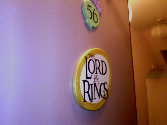 Castle Rock Hostel : my room!