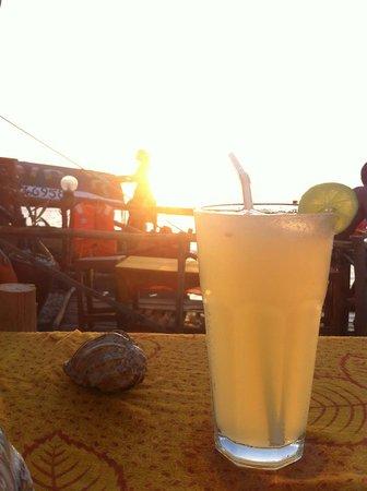 The Dreamer's Island: BIG BEN Cocktail