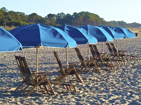 The Westin Hilton Head Island Resort & Spa : shade to rent