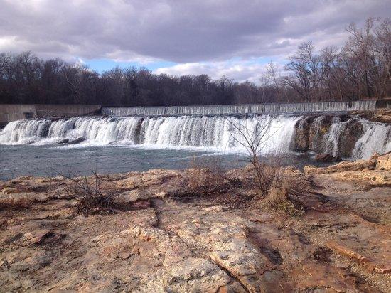 Grand Falls, January 2014