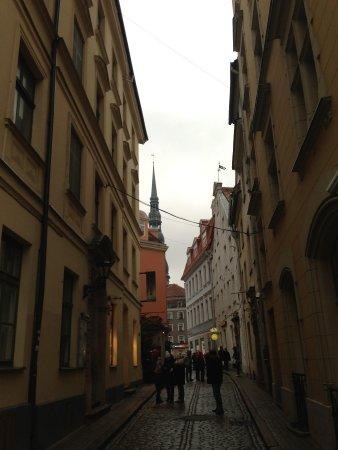 Old City Riga (Vecriga): Улочка