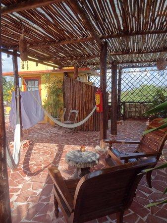 Maison Tulum: Rooftop terrace