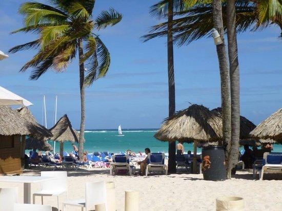 Tropical Princess Beach Resort & Spa : Plage