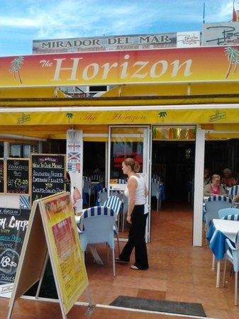 The Horizon Bar