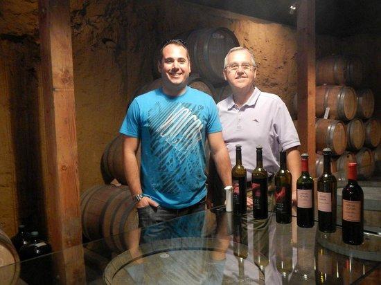 Valley Girl Baja Wine: Vena Cava - Tasting room