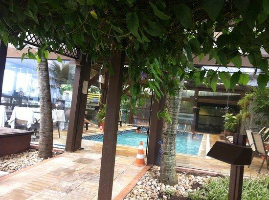 Costa Norte Ingleses Hotel: Piscina aquecida