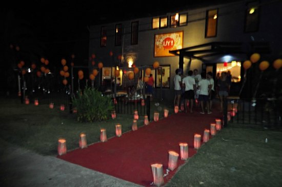 Uy! Punta Hostel: Festa de Reveillon