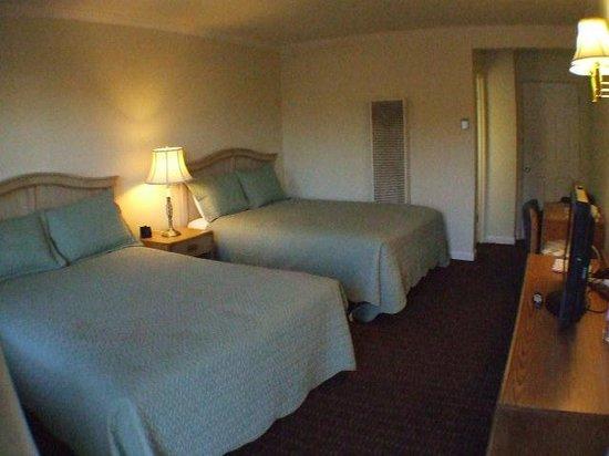 Villa Franca Inn: Our room