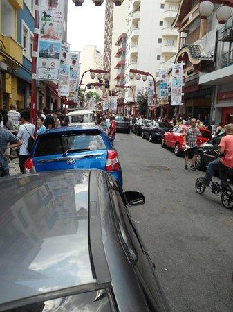Liberdade street market: Feira da Liberdade