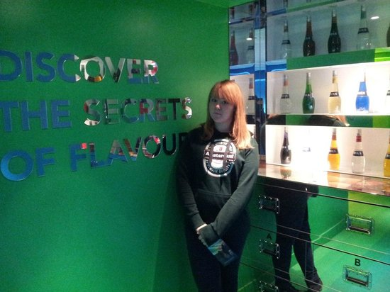 House of Bols, the Cocktail & Genever Experience: me