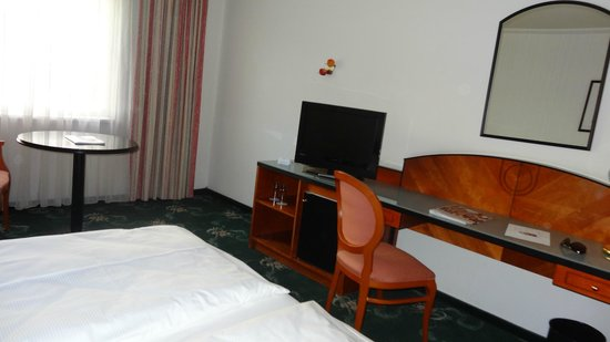 Arcotel Wimberger Hotel: Room