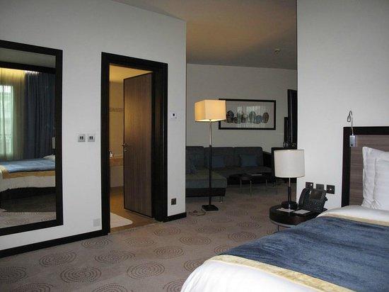 AVANI Deira Dubai Hotel: Living room