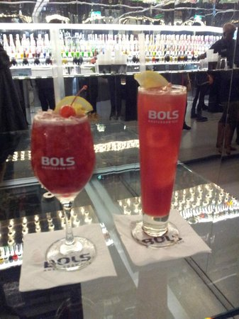 House of Bols, the Cocktail & Genever Experience: our cocktails