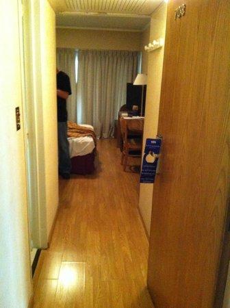 El Conquistador Hotel: Quarto