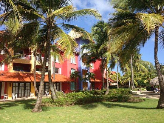 Tropical Princess Beach Resort & Spa : Chambres