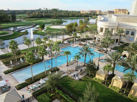 Waldorf Astoria Orlando: Piscina