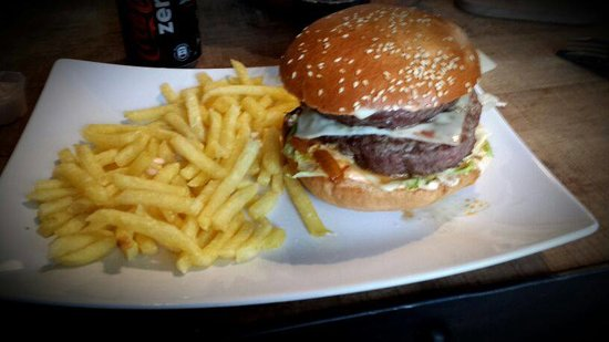 L'ENTRACTE: Double Cheese