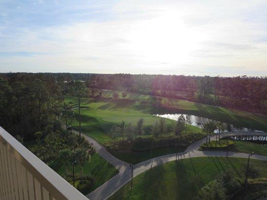 Waldorf Astoria Orlando : Campo de Golf