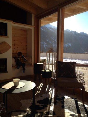 Family Wellness Hotel Renato: Sala relax