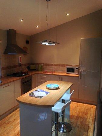 Erigmore : Kitchen Area