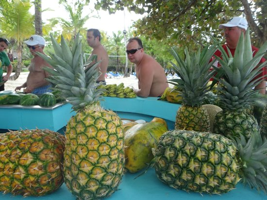 фруктовая лодочка