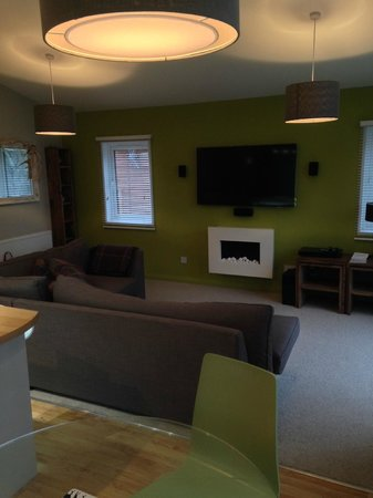Erigmore : Living Area