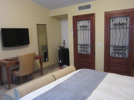 Impala Hotel : Room