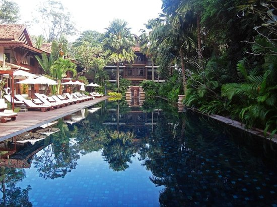 Belmond La Résidence d'Angkor : Pool