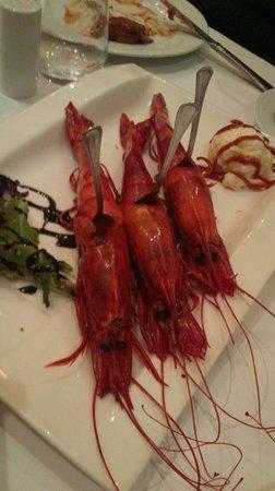 Restaurante Manolo Mayo : carabineros