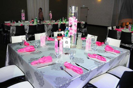 Hotel Yehuda: the hall
