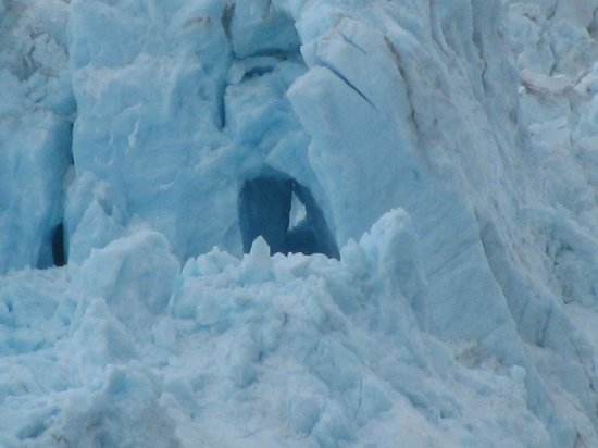 Glacier Bay National Park & Preserve: Ready for your close-up Margerie?
