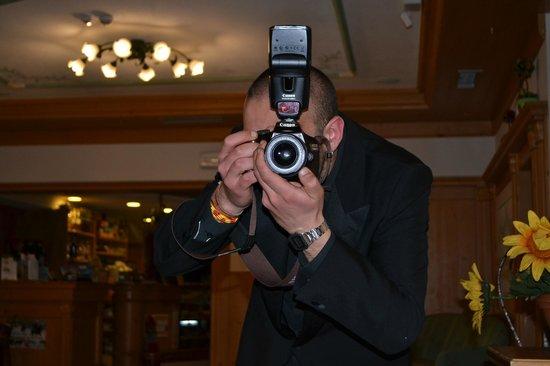 Hotel Cristallo: ottimo servizio fotografico ;)