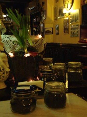 Caffe Degli Artisti: completo relax