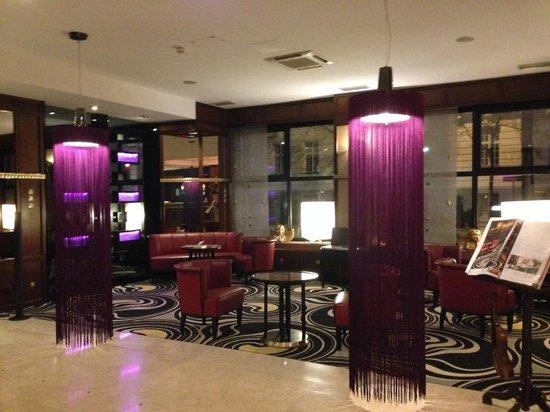 Hotel Am Konzerthaus Vienna MGallery by Sofitel: Lobby
