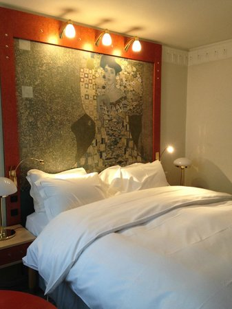 Hotel Am Konzerthaus Vienna MGallery by Sofitel: Standard Double King Bed Room