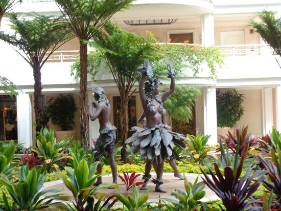 Grand Wailea - A Waldorf Astoria Resort: beautiful common areas