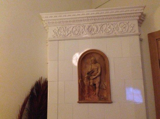 Dome Hotel & SPA - Relais & Chateaux: Элемент интерьера в номере