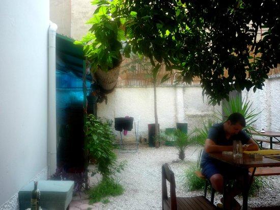 Trip'n'Hostel : yard