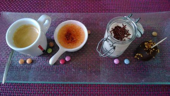 DKle : Café gourmand