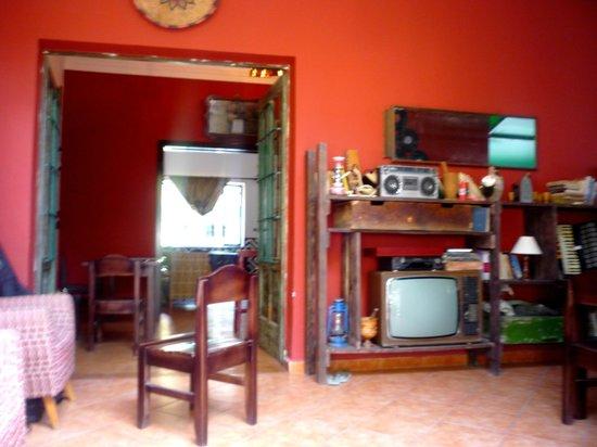Trip'n'Hostel : interior