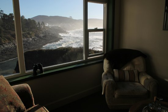 Inn at Arch Rock : View from Room 11