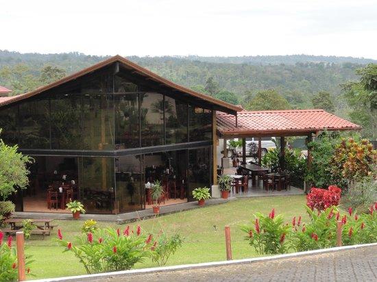 Que Rico Arenal: ristorante