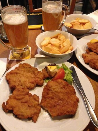 Bierreither: Lovely food