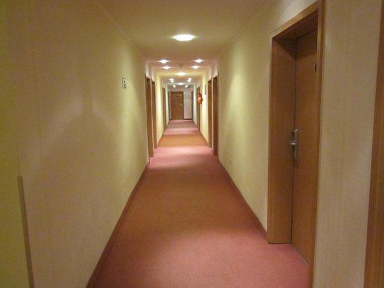 Hotel Koenigshof : Flur