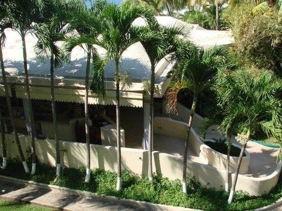 Hotel Fontan Ixtapa: comedor