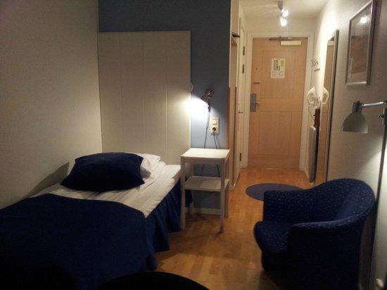 Comfort Hotel Arctic: Enkeltrom